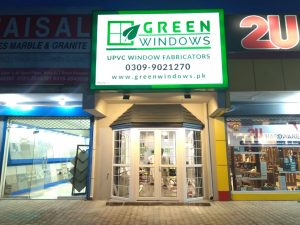 upvc windows in islamabad