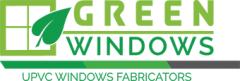 Green Windows Logo