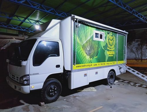 NADRA Mobile Offices