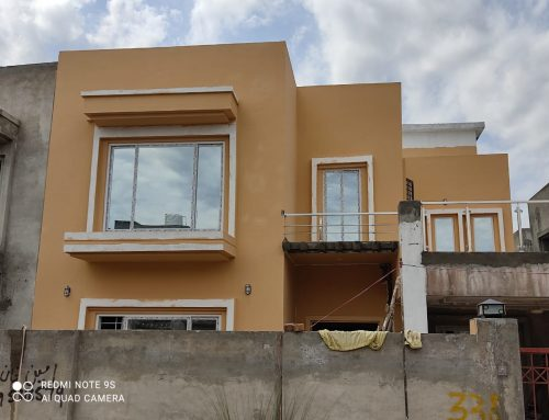 Bahria House Project